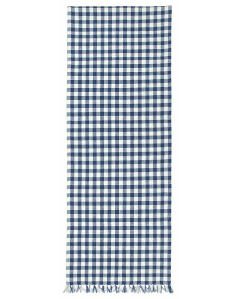 Mcconnell 100% Cotton Table Runner (Set of 2) by August Grove